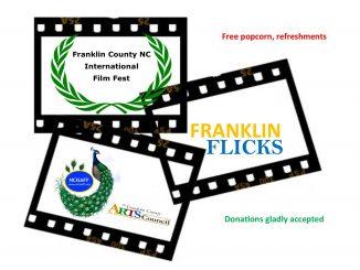 Franklin Flicks 2018 film festival, Louisburg NC