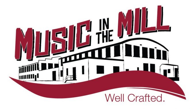 Music In The Mill logo. Source: Natalie Stachon, Carolina Moon Hospitality