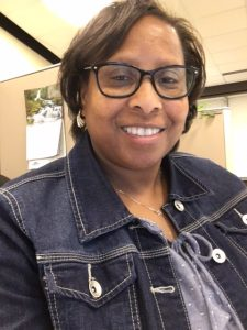 Gail S. Richburg, Founder/Executive Director of Life Changing Transplant Foundation, Knightdale, North Carolina.