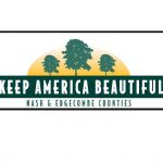 Keep America Beautiful of Nash and Edgecombe counties logo