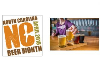 NC Beer Month is April. Source: Source: Visit North Carolina
