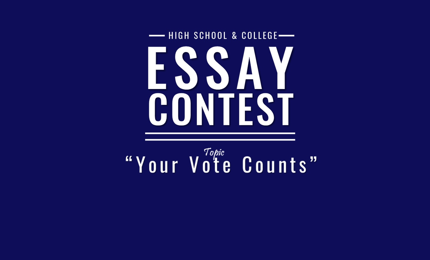 win a home essay contest