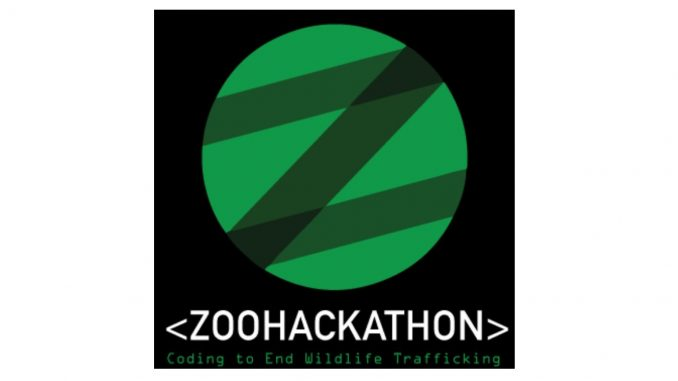 Zoohackathon logo. Source: Department of State's Bureau of Oceans and International Environmental and Scientific Affairs