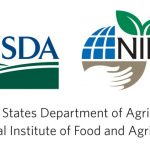 US Department of Agriculture and National Institute of Food and Agriculture logos.