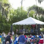 Prior-year concert at Airlie Gardens. Source: New Hanover County
