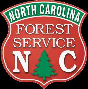 North Carolina Forest Service logo