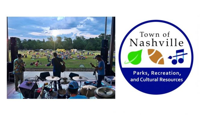 Source: Town of Nashville, North Carolina Parks, Recreation, and Cultural Resources