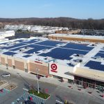 Solar panels on Staten Island Target. Source: Solar Energy Industries Association