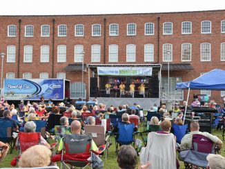 A Downtown Live! summer concert. Source: City of Rocky Mount NC