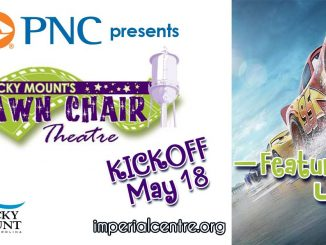 Lawn Chair Theatre 2018 kickoff. Source: City of Rocky Mount NC