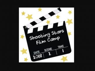 Shooting Stars Film Camp. Source: GroundSwell Pictures, Fayetteville NC