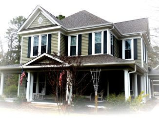 The FCAC gala will be held in this historic, Victorian home. Source: Franklin County Arts Council