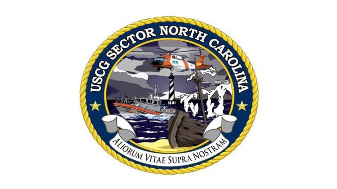 US Coast Guard Sector North Carolina logo
