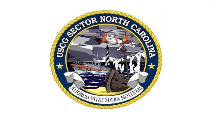 USCoast Guard Sector North Carolina logo