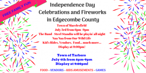 2018 July 4 Holiday flyer. Source: Discover Edgecombe County NC
