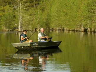 NC fishing is free July 4; no license required. Source: Melissa McGaw/NCWRC