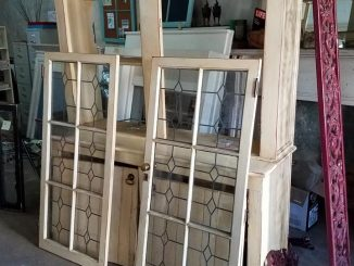 Oversized Hutch. Source: Barbara Green, Preservation Rocky Mount