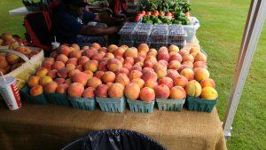 Produce at the Zebulon Farm Fresh Market. Source: Cindy Brookshire