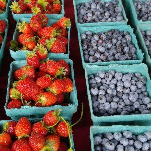 Fruits at the Zebulon Farm Fresh Market. Source: Cindy Brookshire