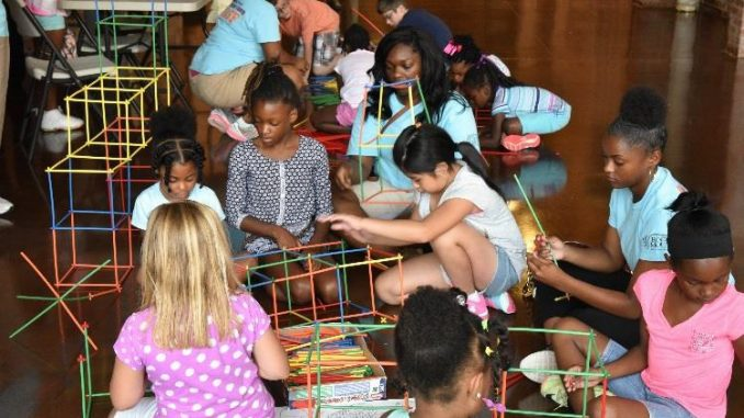 Children at Imperial Centre. Source: City of Rocky Mount, North Carolina
