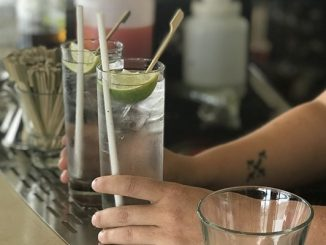Marriott International is phasing out plastic straws in favor of alternative straws when requested. Source: PRNewsfoto/Marriott International, Inc.