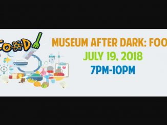Cape Fear Museum After Dark is July 19, 2018.