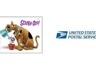 Scooby-Doo Stamps were issued on July 14, 2018. Source: United States Postal Service