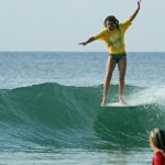 Wahine Classic longboard competition. Photo: Ed Potter