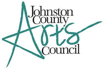 Johnston County Arts Council logo, North Carolina