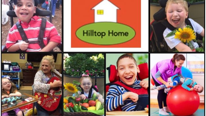 Hilltop Home 2018 fundraiser flyer. Source: The Busy Bookworms