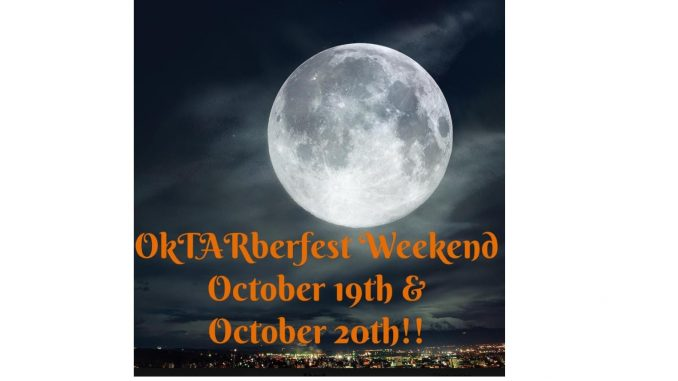 OkTARberfest 2018 flyer. Source: Town of Louisburg NC