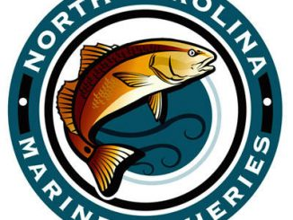 North Carolina Division of Marine Fisheries logo