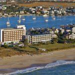 Blockade Runner is a popular place to stay at Wrightsville Beach. Photo: Courtesy of Blockade Runner Beach Resort