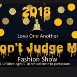 Don't Judge Me Fashion Show 2018