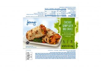 One label from SK Food Group recall including North Carolina distribution. Source: USDA FSIS