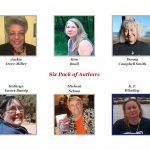 "The ""Six Pack of Authors"" will hold book signings in Louisburg and Zebulon NC."