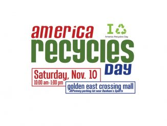 America Recycles Day 2018 in Rocky Mount NC. Source:City of Rocky Mount