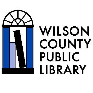 Wilson County Public Library logo