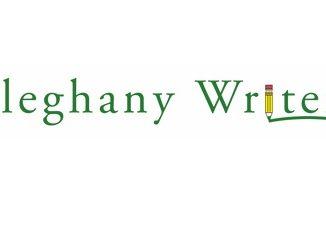 Alleghany Writers logo (Alleghany County, North Carolina)