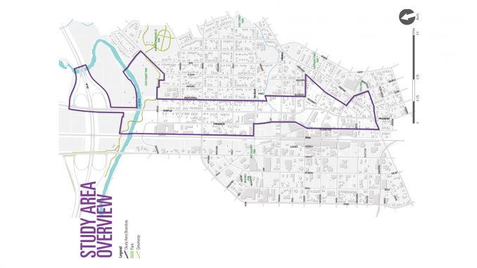 Atlantic-Arlington Corridor Study image. Source: City of Rocky Mount, North Carolina