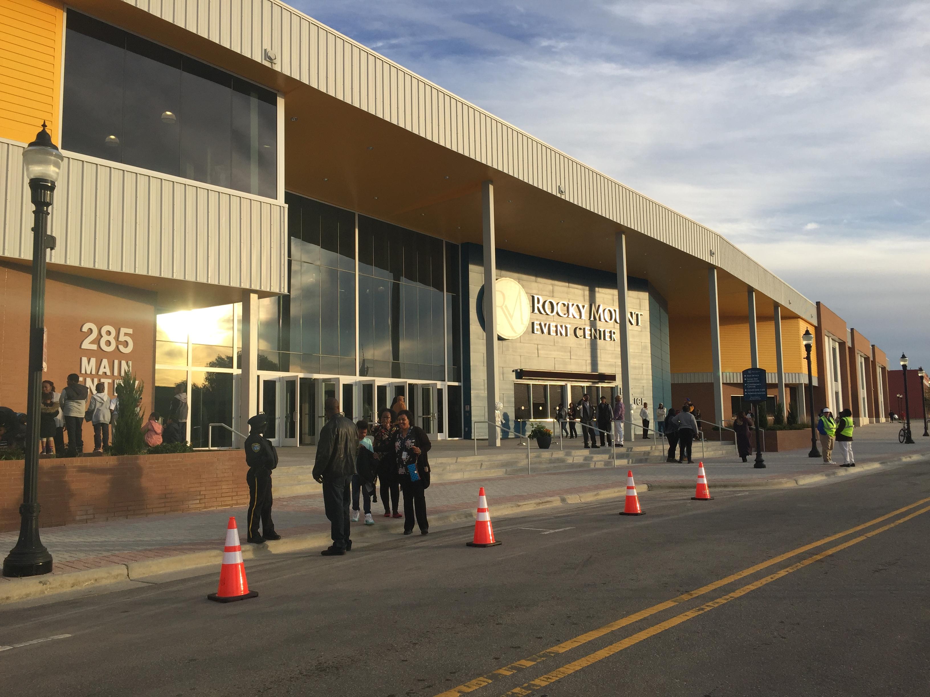 Rocky Mount Event Center Halloween 2020 Rocky Mount Event Center 2019 Recap, New GM Announced   The Grey