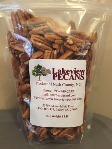 Lakeview Pecans, shelled. Photo: Kay Whatley