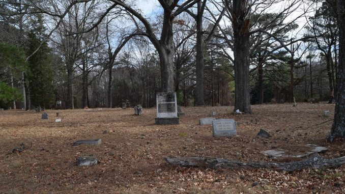 Oak Grove Cemetery in Wake County NC. Source: Source: North Carolina Department of Natural and Cultural Resources