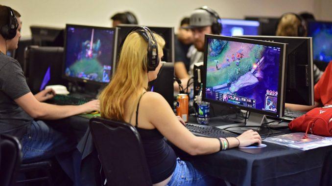 Players at 2018 Carolina Games Summit. Source: Carolina Games Summit