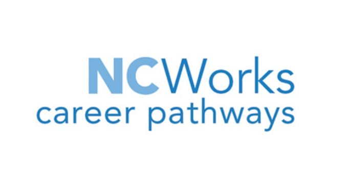 NC Works Career Pathways logo