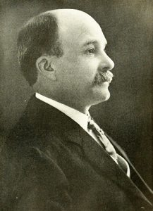 Lunsford Richardson, inventor of Vick's VapoRub. Source: Max G. Creech Selma Historical Museum
