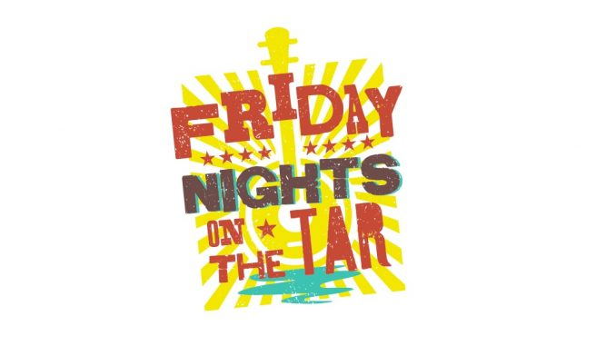 Friday Nights on the Tar logo. Source: Town of Louisburg