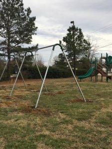 Park installation in Bunn, North Carolina. Source: Sherry Mercer