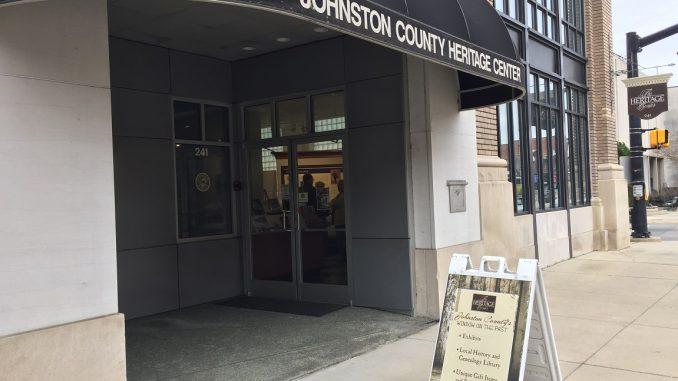 Johnston County Heritage Center, Smithfield, North Carolina. Photo: Kay Whatley