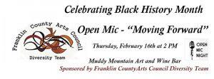 Source: Diversity Team, Franklin County Arts Council